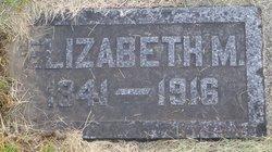 Elizabeth Mary <I>Campbell</I> Paddock