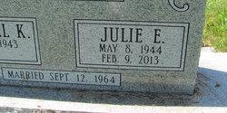 Julie Ellen <I>Eggert</I> Getter