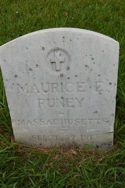 Maurice Runey