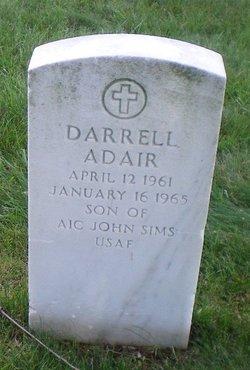 Darrell Adair Sims