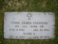 Mary L Stanton