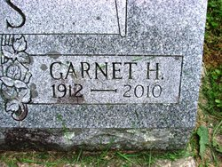 Garnet <I>Heller</I> Bates