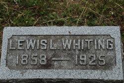 Lewis Lorrain Whiting