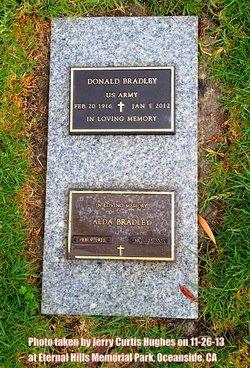 Donald Lee Bradley