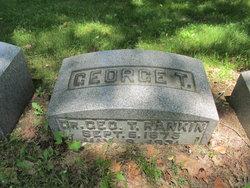 Dr George Thomas Rankin Jr.