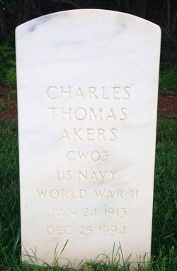 Charles Thomas Akers