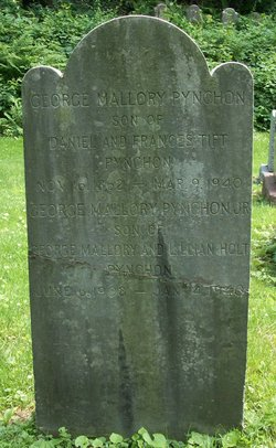 George Mallory Pynchon, Jr