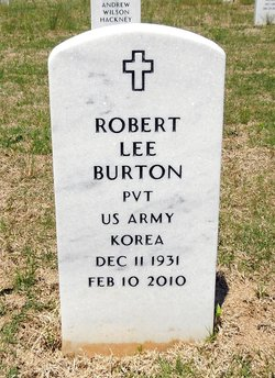 "Robert Lee ""Bob"" Burton"