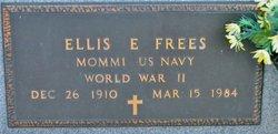 "Ellis Earl ""Doc"" Frees"