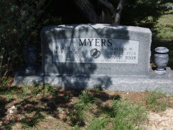 Martha Sue <I>Whitefield</I> Myers