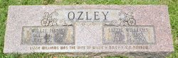 "William Henry ""Willie"" Ozley"