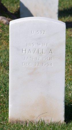 Hazel A Beecher