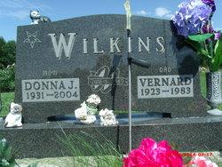 Vernard Franklin Wilkins