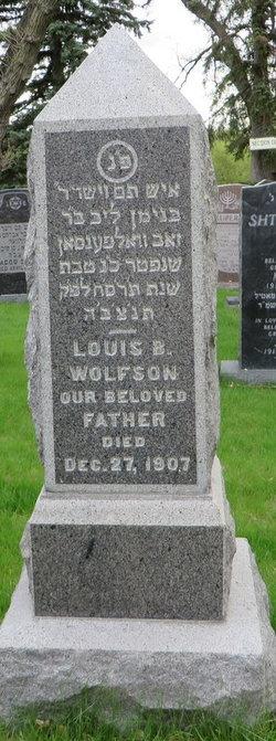Louis B Wolfson
