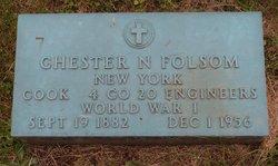 Chester N Folsom