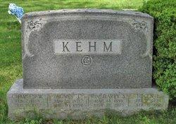 Helen Louise <I>Elicker</I> Kehm
