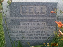 Clarissa <I>Stewart</I> Bell