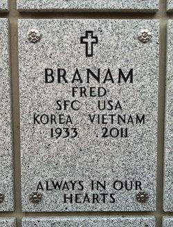 Fred Branam