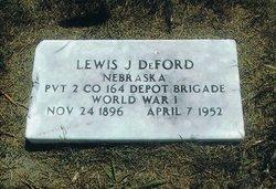 Lewis J DeFord