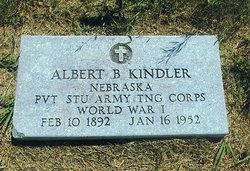 Albert B Kindler
