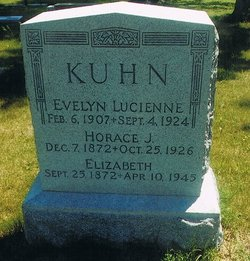Evelyn Lucienne Kuhn