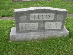 Pearl <I>Sales</I> Ellis