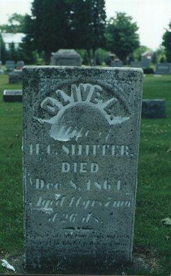 Olive L. <I>Letts</I> Shiffer