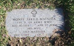 Monte Takuji Matsuda