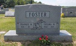 Thelma <I>Winkler</I> Foster