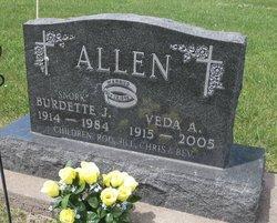 Veda A <I>Chandler</I> Allen