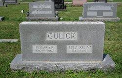Edward F. Gulick