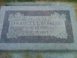 Frances Louise Berkley