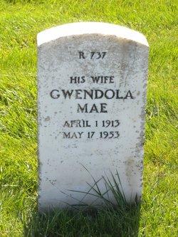Gwendola Mae <I>Cope</I> Aiken