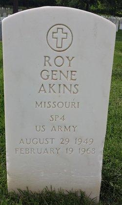 Roy Gene Akins