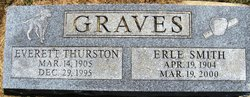 Margaret Erle <I>Smith</I> Graves