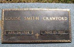 Anne Louise <I>Smith</I> Crawford