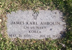 James Karl Ahbolin