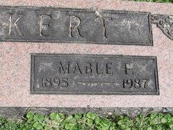Mable F. <I>Meir</I> Duckert