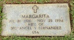 Margarita Fernández