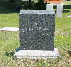 Capt Nathan Bacon Robbins