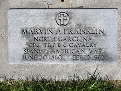 Marvin A. Franklin