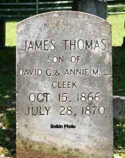 James Thomas Cleek