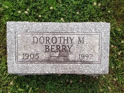 Dorothy M. <I>Glossner</I> Berry