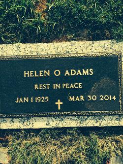 Helen O. Adams