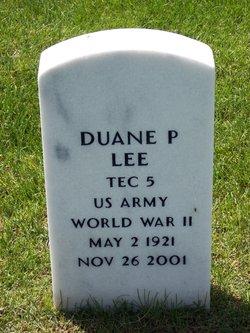 Duane Paul Lee