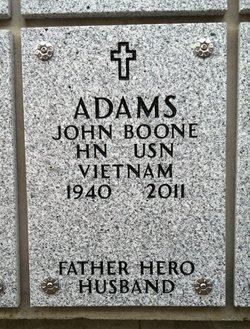 John Boone Adams