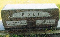 Flora B <I>Curry</I> Aden