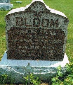 Frederick P Bloom