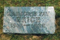 Marjorie Fay Grice