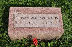 Susan <I>McClain</I> Dodds